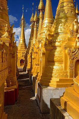 Burma: Zwischen dem Inle See und Kakku  ( Myanmar )