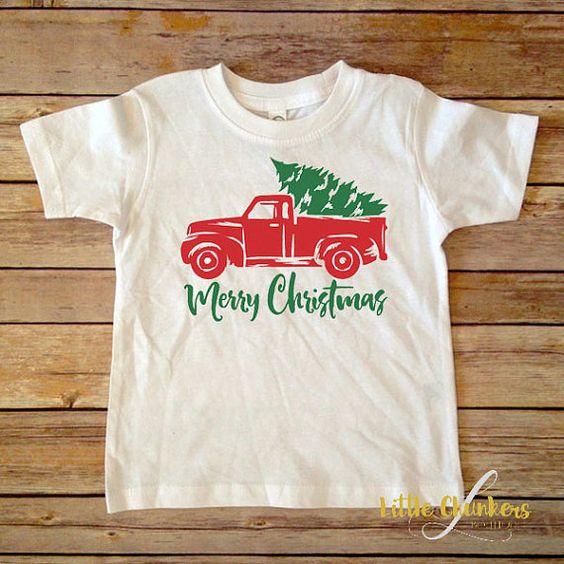 Merry christmas christmas shirt christmas tree for Get company shirts made
