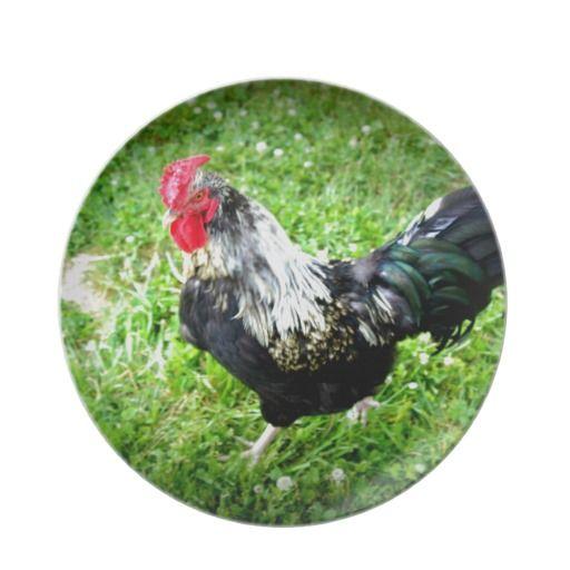 Farm Fowl Plate