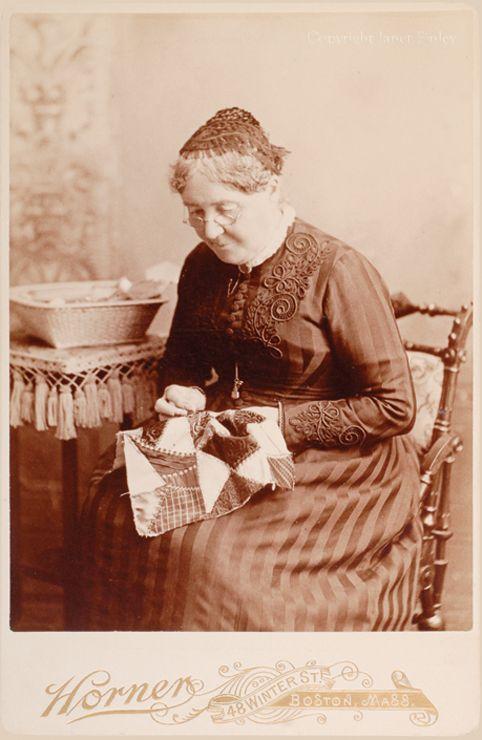 "Cabinet card, dated 1892, photographer: Carl J. Horner, Boston, Massachusetts, original size: 4.25"" x 6.5"""