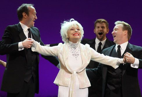 Carol Channing: Larger Than Life Documentary   Images ...