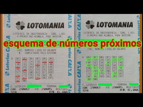 Pin De Bre Bueno Em Bbb Com Imagens Lotomania Loteria Numero