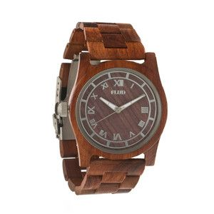 Handsome, cheap watches from Fluid.