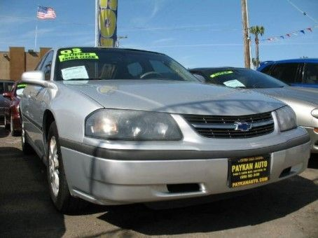 Used-cars-in-San Diego | 2003 Chevrolet Impala Base | http://sandiegousedcarsforsale.com/dealership-car/2003-chevrolet-impala-base