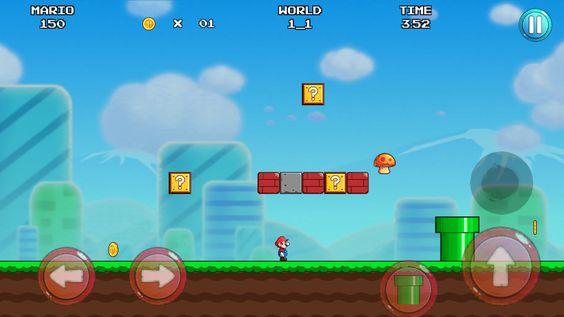 スーパーマリオブラザーズをモロパクリしたゲームがApp Storeに登場