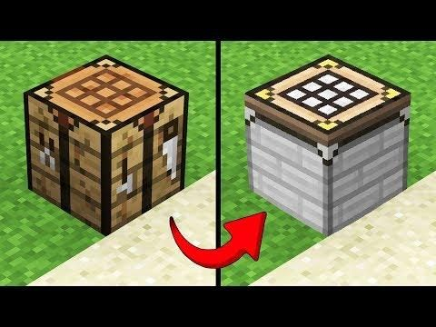 Secret Minecraft Crafting Table Asphodel S Code Craft Table