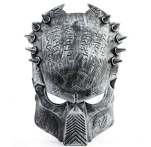 Predator Maska Na Twarz 2 Modele 5528015635 Oficjalne Archiwum Allegro Halloween Masks Predator Mask Cheap Halloween Costumes