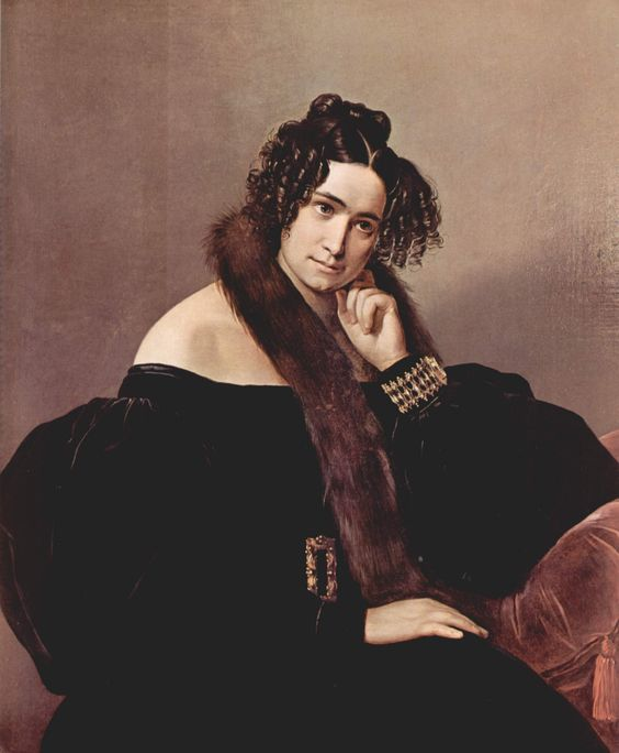 Francesco_Hayez_- Ritratto dell'imperatore d'Austria Ferdinando I d'Asburgo. (1840)