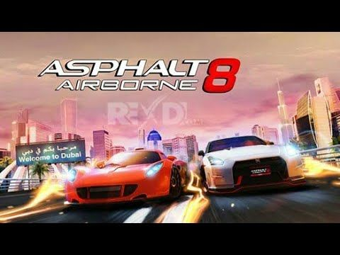 Asphalt 8 Airborne 3 9 0h Apk Mega Mod For Android Youtube