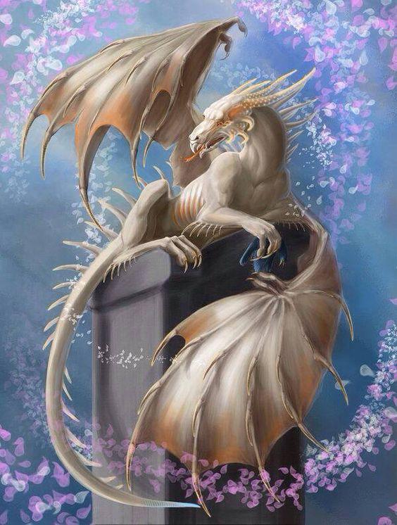 #Dragon #Mythical #Fantasy #Creature