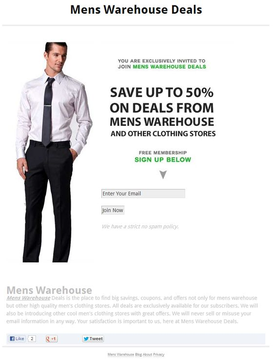 Save up to 50% with Mens Warehouse at >> mens warehouse --> http://menswarehousedeals.com: Cool Website, Mens Warehouse, Amazing Website, Great Website, Amazing Site, Awesome Website, Interest Website, Awesome Site, Exelent Website