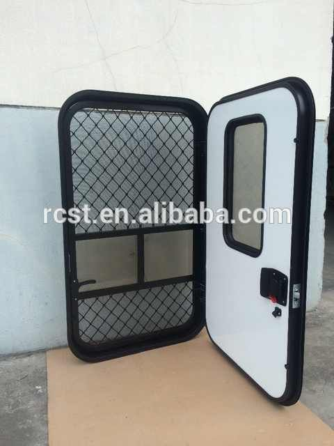 Source Small Rv Door For Teardrop On M Alibaba Com Caravana De Lagrima Caravanas