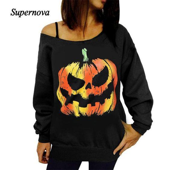 Pumpkin Sweatshirt $19.61    Shop now ------>> http://bit.ly/2cWw6He