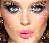 The good witch make up
