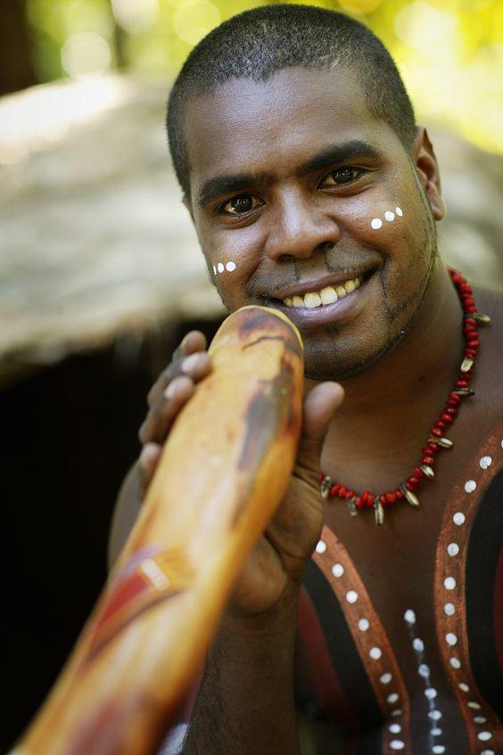 Tjapukai Aboriginal Cultural Park, Queensland, Australia