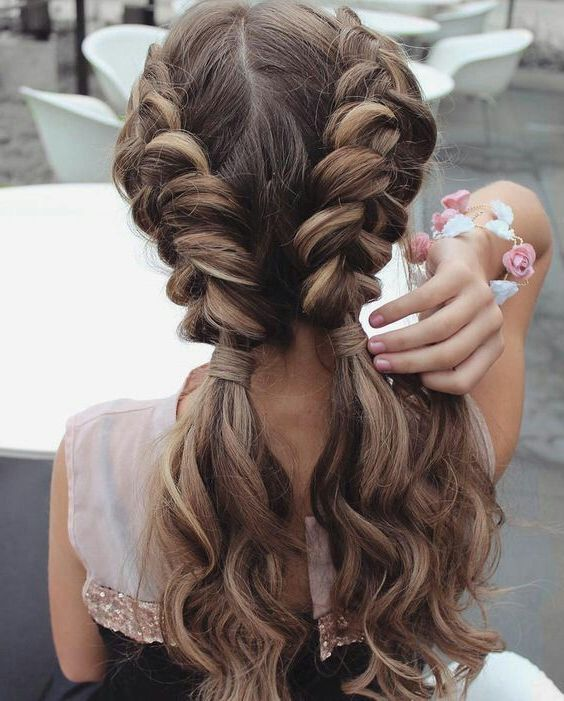 31 Best Trendy And Beautiful Twisted Rope Braid Blonde Hairstyle For Long Hair Haircut 17 Braids For Long Hair Braided Hairstyles Hair Styles