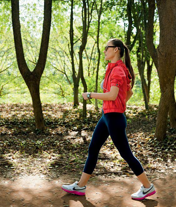 Caminhada 3 x por semana = pernas e bumbum firmes e desenhados | MdeMulher:
