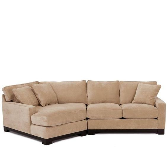 Living Room Sofas Rubato 2 Piece Cuddler Chaise Sofa
