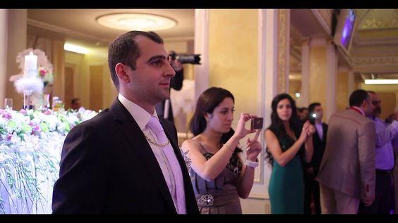 Армянская свадьба в Москве Мхо Люда 19.10.2013