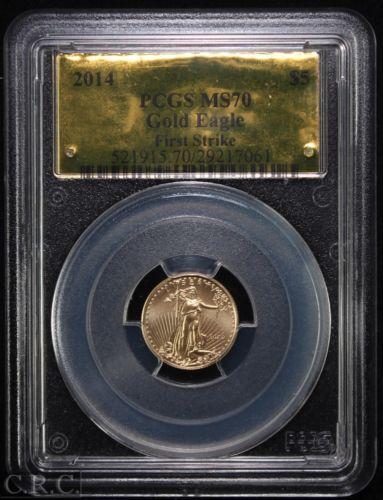 2014 $5 Gold American Eagle PCGS MS70 Foil Label https://t.co/e3xIPUCJrx https://t.co/eAqgao0MSq http://twitter.com/Xuisxa_Geertu/status/772001771812163589