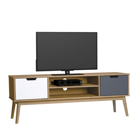 meuble tv pas cher meuble tv blanc