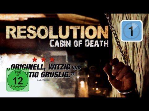 Resolution - Cabin of Death (Horror, Thriller)