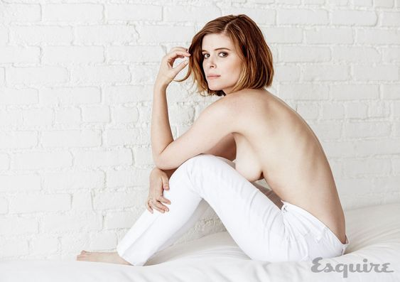 Kate Mara Interview and Hot Topless Photos