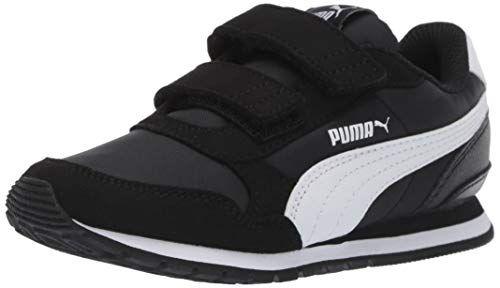 PUMA Unisex-Baby ST Runner NL Velcro