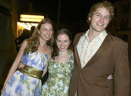 Emily Vancamp Chris Pratt Everwood - Emil...