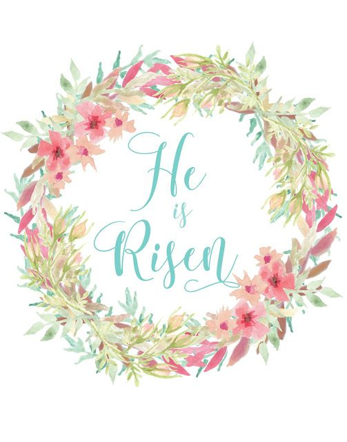 Mimi Lee Printables & More: He is Risen-: