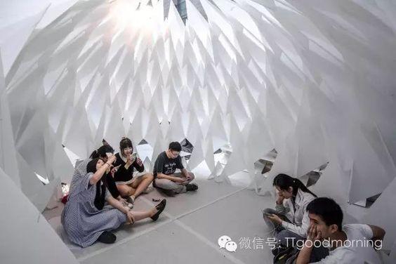 规模空间 2016年同济大学国际建造节 校园日常 设计e周 With Images