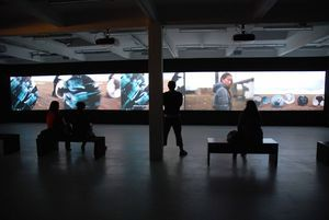 Almagul Menlibayeva - An Ode to the Wastelands and Gulags, kuratiert von Karin Pernegger 23.03.13 - 11.05.13