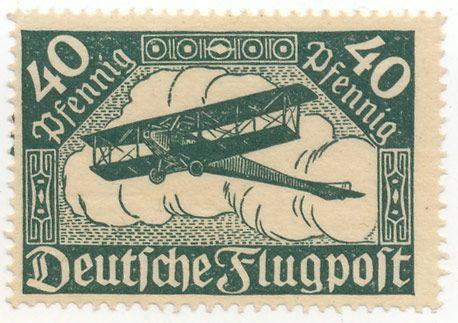 Deutsche Flugpost