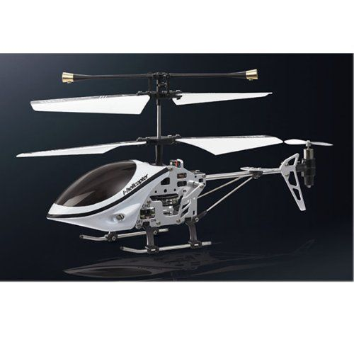 WiFi HeliCopters - Controlled by #iPhone #ipad or #iTouch - Awesome!