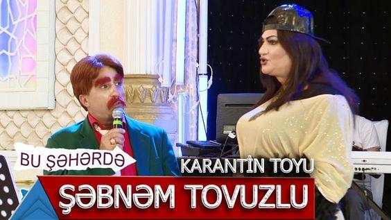 Bu Səhərdə Karantin Toyunda Səbnəm Tovuzlu Talk Show Talk Scenes