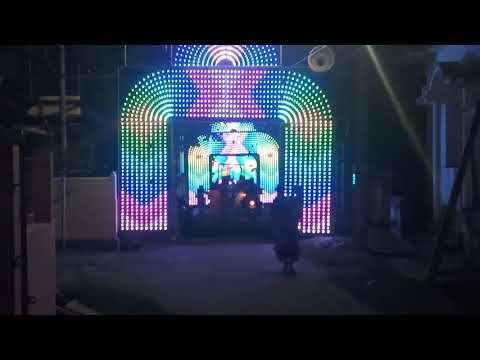 Pixel Led Lighting Gate 5 Youtube