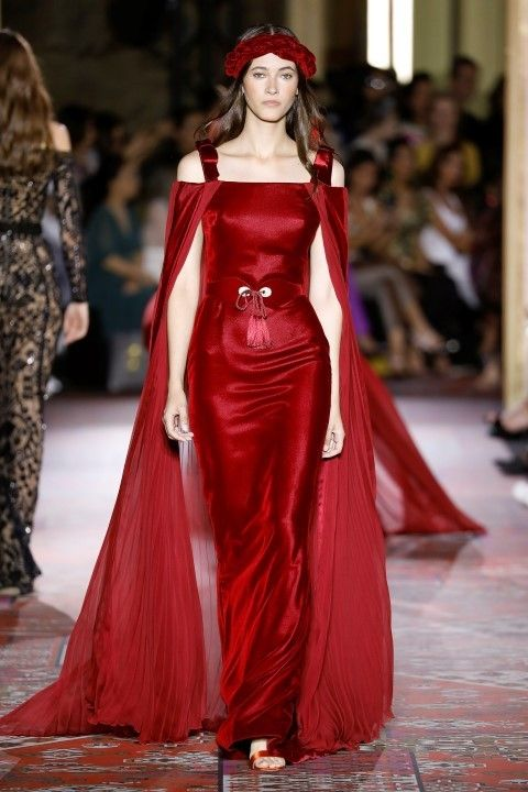 Zuhair Murad Couture Fall / Winter 2019-2020 Collection