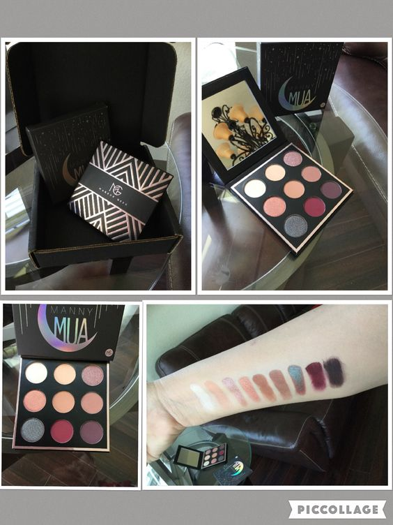 MakeupGeek Manny MUA This palette is limited edition . And their is a preorder (waiting list) get it before it's gone.