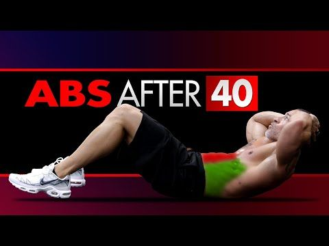 The Only 3 Ab Exercises You Need To Be Doing After 40 Abs Workout Personalized Workout Plan Gym Workout Videos