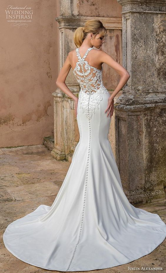 Justin Alexander Spring 2019 Wedding Dresses