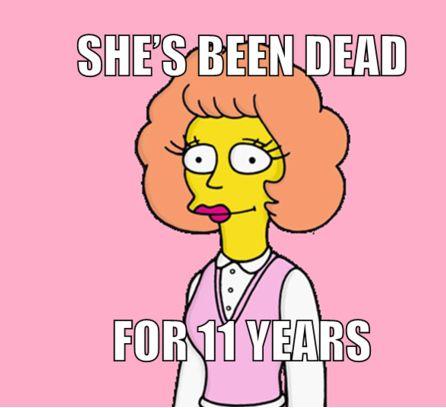 RIP Maud haha
