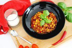 Chilli Con Carne in nur 20 Minuten! Probier dieses leckere Rezept. #chilliconcarne #recipe