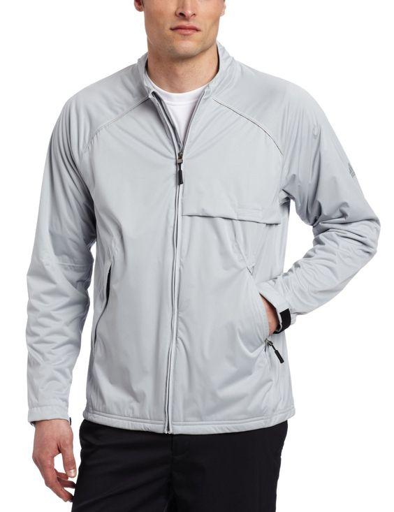 Mens Adidas ClimaProof Storm Soft Shell Golf Jackets