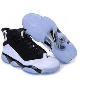 http://www.asneakers4u.com/ Jordan 6 Rings white black blue