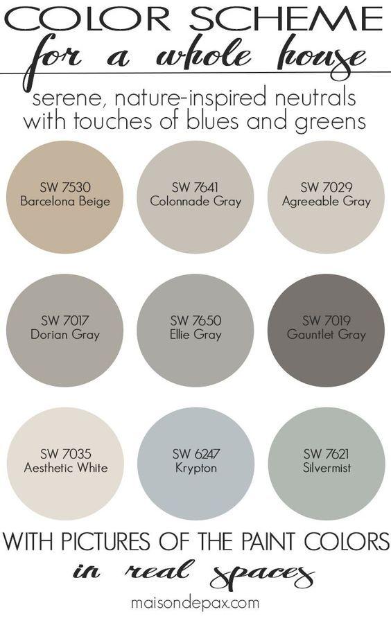 Best 25+ Interior Colors Ideas On Pinterest | Interior Paint Palettes, Interior  Paint Colors And House Paint Colours
