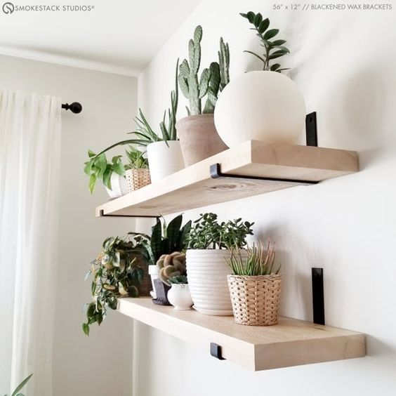 Interior Design: Shelves