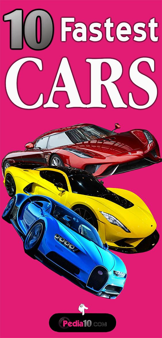 Top 10 Fastest Cars In The World 2020 I Pedia 10 Updated With Images Top 10 Fastest Cars Fast Sports Cars Fast Cars