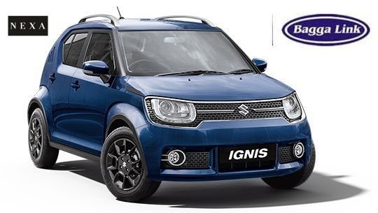 The Bagga Link Is A Trusted Maruti Suzuki Ignis Car Showroom In