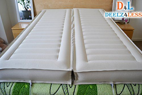 Used 2 Select Comfort Sleep Number Air Bed Chamber Zipper Queen