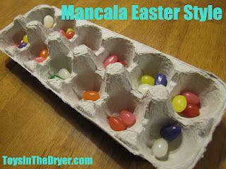Mancala Easter Style